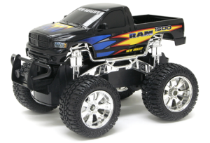 New Bright RAM Basics Black 1_24 Scale
