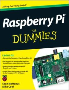 Rasberry Pi for Dummies featuring pi-cars